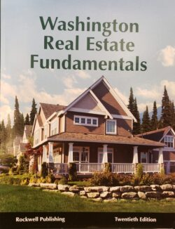 Washington State Real Estate Fundamentals